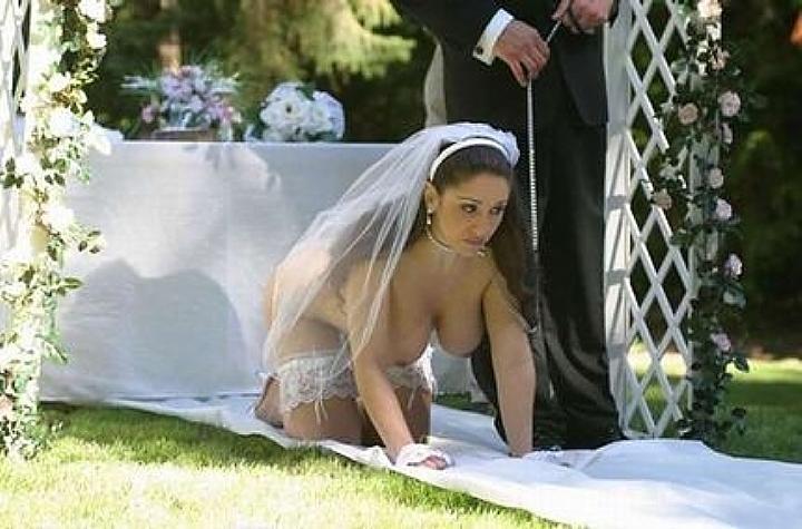 оттрахать невесту рассказ: