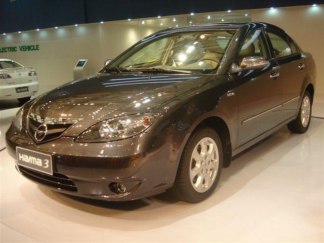 Хайма 3 это надёжный автомобиль созданный на платформе Мазда 323 и