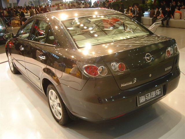 1..знакомые черты в китайских авто!